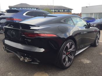Jaguar F-TYPE 5.0 P450 S/C V8 First Edition AWD SPECIAL EDITIONS image 4 thumbnail